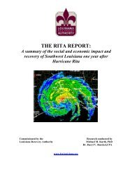 THE RITA REPORT: - NOLA.com