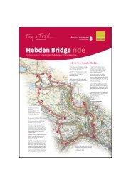 Hebden Bridge ride - National Trails