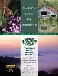 Central Appalachian Broadleaf Forest - Pollinator Partnership