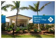 BREEZES Lifestyle Village Mackay - RSL Care