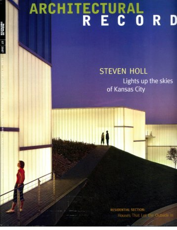 Download PDF - Steven Holl Architects