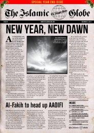 Al-Fakih to head up AAOIFI INSIDE - The Islamic Globe