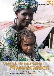 Unterrichtsmaterialien Mauretanien - Worldvision-institut.de