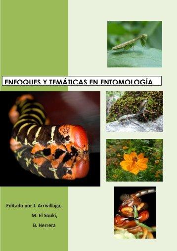 enfoques y temáticas en entomología - Ecosur, Unidad Tapachula