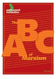A-Z of Marxism Pamphlet - Permanent Revolution