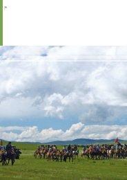 Mongolei - Reisen und Kultur