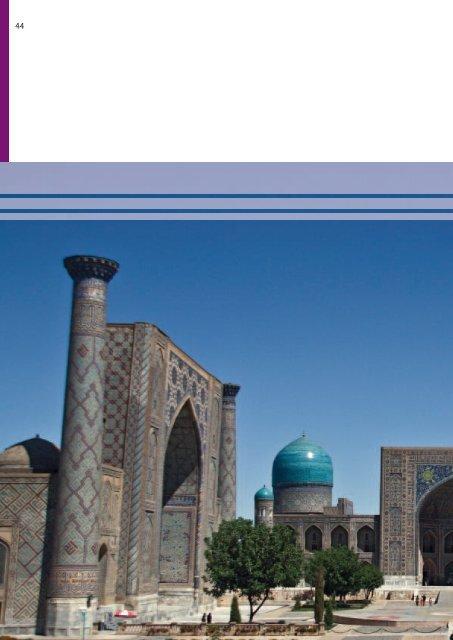 Zentralasien - Reisen und Kultur
