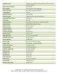 Triangle Farms Product List - Triangle Farms, Inc - Page 2