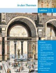 Endlich Zeit für Latein | ISBN 978-3-19-009592-6 | © Hueber Verlag ...