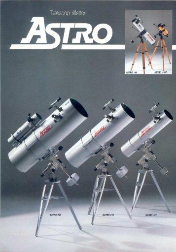 Telescopi ASTRO (1988 AURIGA) - specola