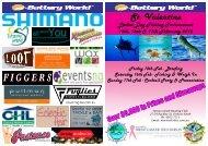 Brochure & Entry Form - Yorkeys Knob Boating Club