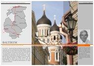 BALTIKUM - Reisen und Kultur