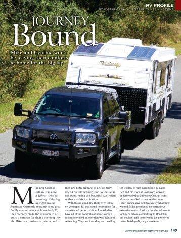 Safari Tamer-Modena Review - Roadstar Caravans
