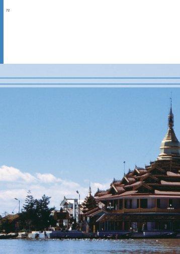 Burma - Reisen und Kultur