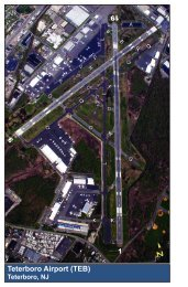 Teterboro Airport (TEB) - State of New Jersey