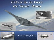 UAVs in the Air Force - The Air Force Association