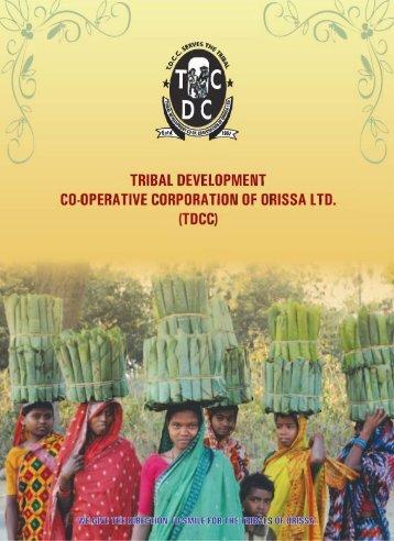 Download TDCC Product Brochure - Tdccorissa.org
