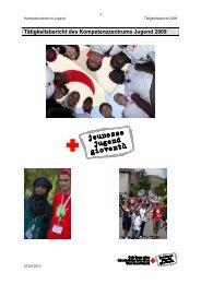 Übersicht Kompetenzzentrum Jugend (KJ) - Schweizerisches Rotes ...