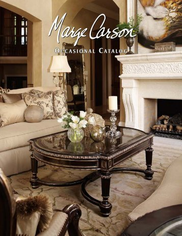 Marge Carson - Occasional Catalog