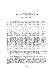 Susan Rodgers Siregar The Batak peoples of North Sumatra have ...