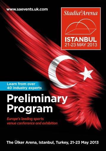 Stadia-Arena-2013-Istanbul-Preliminary-Program