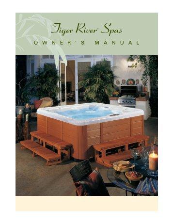 Tiger River® Spas - Olympic Hot Tub Company