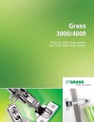 Grass 3000/4000 - LockAndHinge.com