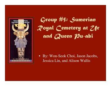 05-06 S Sumerian Ur Cemetery EDIT*