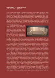 Hun sírtáblák a 6. századi Kínából - Z. Tóth Csaba honlapja