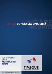 INCONTRI - Festival della Cultura Sportiva