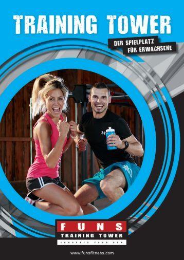 FUNS TrainingTower - Broschüre