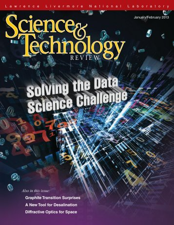 Download pdf - S&TR - Lawrence Livermore National Laboratory