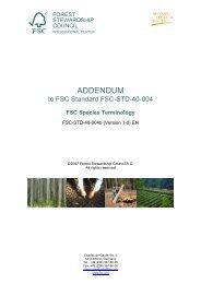 FSC-STD-40-004b V1-0 EN_FSC Species Terminology
