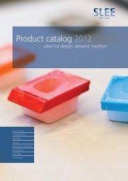 Product catalog 2012 - Slee Medical GmbH