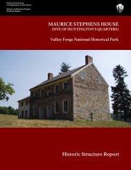 Maurice Stephens House - National Park Service