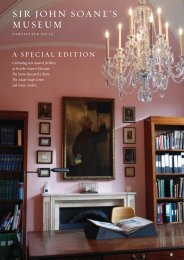 No 19: Special Edition 2008 - Sir John Soane's Museum