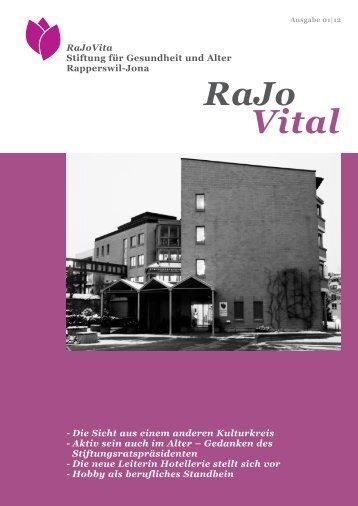 Aktiv sein auch im Alter - RaJoVita Stiftung