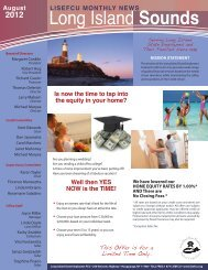 LISEFCU Newsletter August 2012 - Long Island State Employees FCU