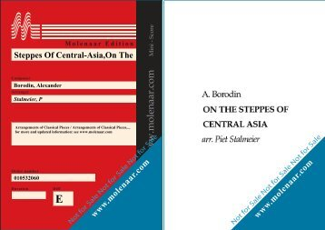 Steppes Of Central-Asia,On The Borodin, Alexander