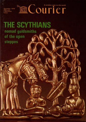 The Scythians: nomad goldsmiths of the open steppes; The ...
