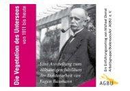 Vortrag - Arbeitsgruppe Bodenseeufer (AGBU)