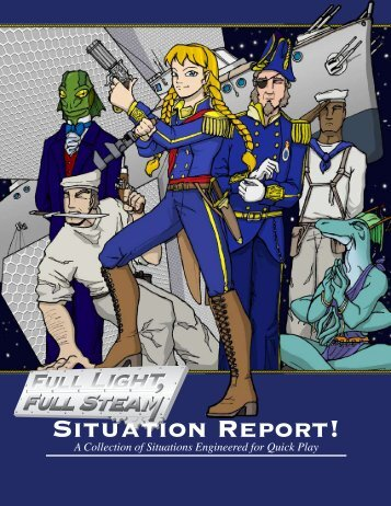 Situation Report! Situation Report! - Josh Roby