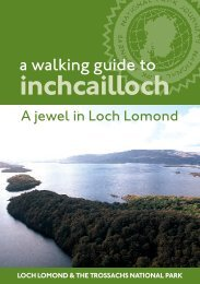 inchcailloch - Scottish Natural Heritage