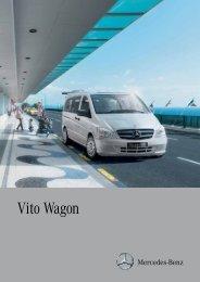 2012 Vito Wagon Brochure - Mercedes-Benz