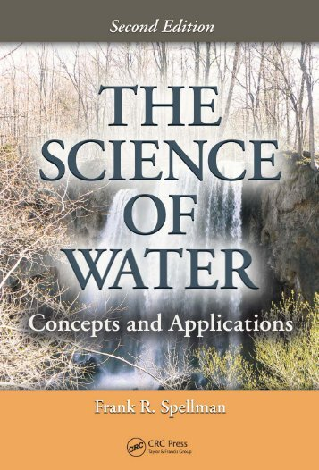 Science of Water : Concepts and Applications