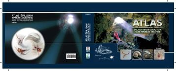 dzzp hbsd atlas špiljskih tipskih lokaliteta faune republike hrvatske