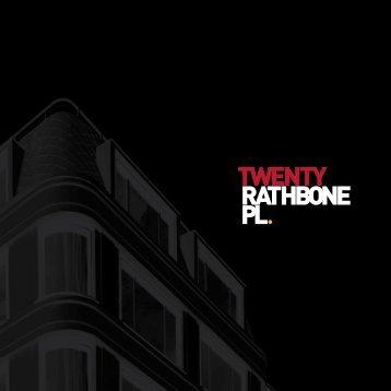 SONY - Twenty Rathbone Pl.