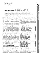 c s Rundele #13 - #16 - GInfo
