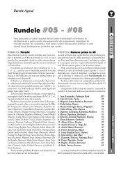 c s Rundele #05 - #08 - GInfo
