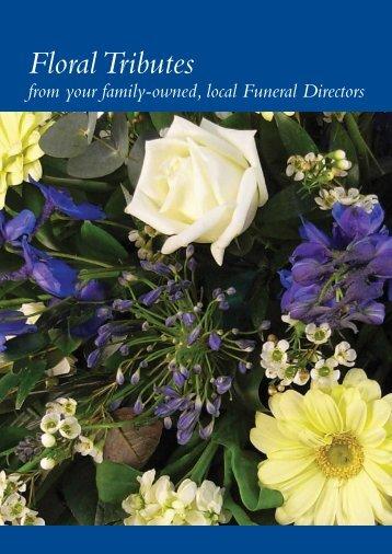 Floral Tributes - Lodge Bros
